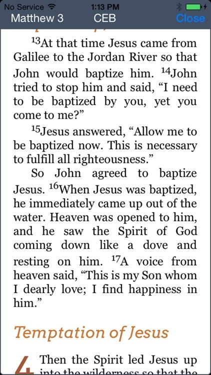 Daily Bible Study screenshot-4
