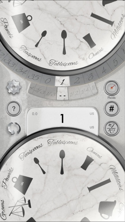 Kitchen Dial