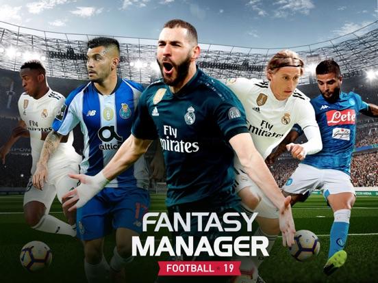 Fantasy Manager Football 2020 на iPad