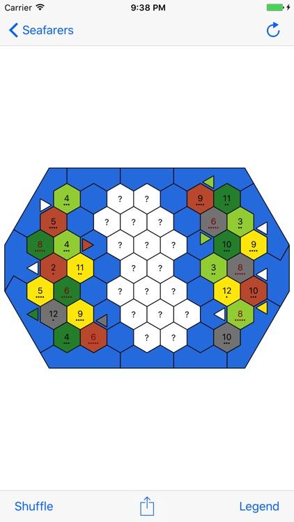 Hex Isle Map screenshot-3