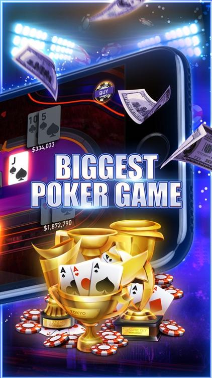 Poker Party - Texas Holdem
