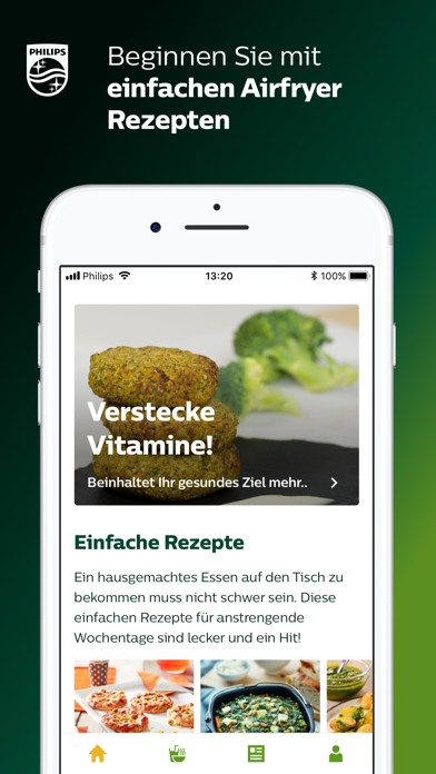 Screenshot for NutriU in Germany App Store