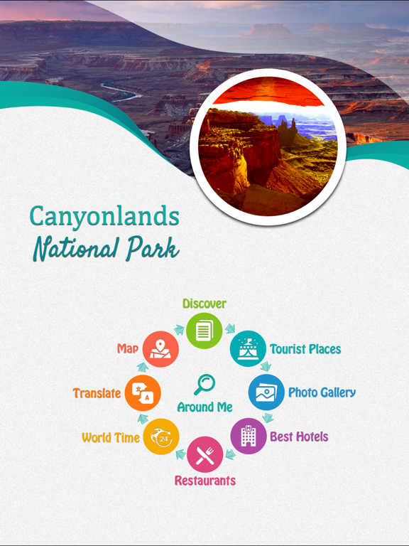 Canyonlands National Park screenshot 7