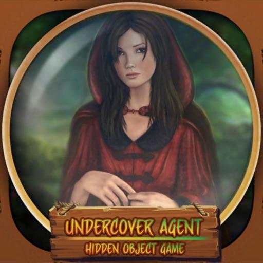 Undercover Agent Hidden Object