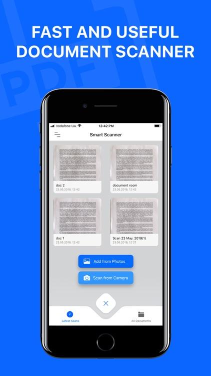 Express Scanner App - Pro Scan