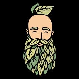 Mo Bro Mustache Movember Emoji