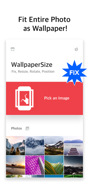Wallpapersize Resize Scale On The App Store