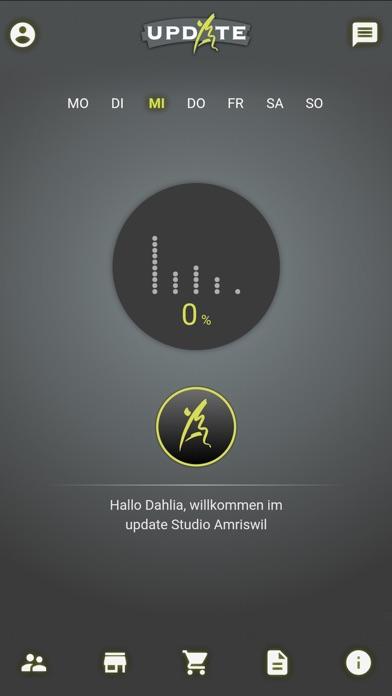 Update Fitness TrainingScreenshot von 1