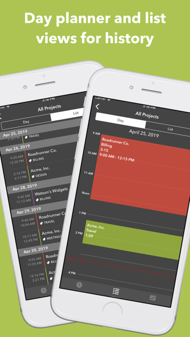 Manifest - Smart Time Tracking screenshot four