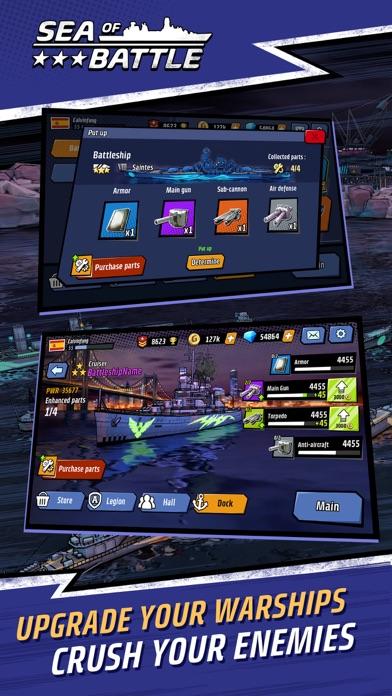 Fleet Battle PvP screenshot 5