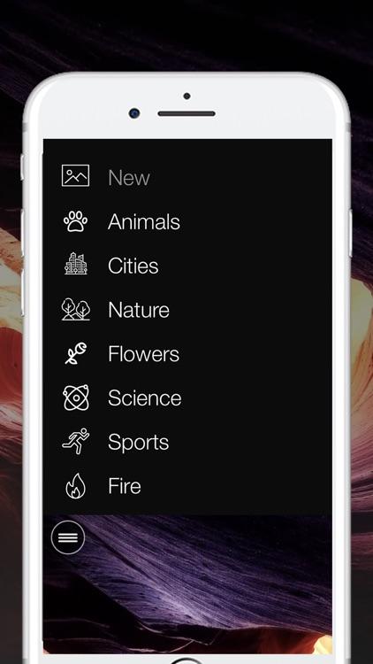 4K Retina Live Wallpapers screenshot-3