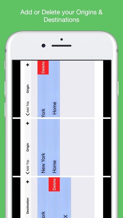 Auto Mileage Logbook TrackerHD screenshot-9