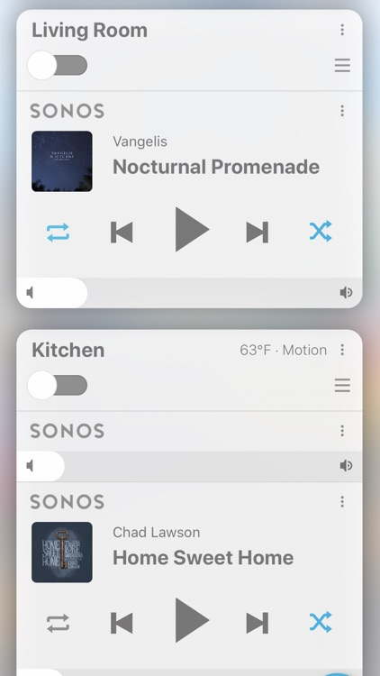 Fuse - Home & Music Control