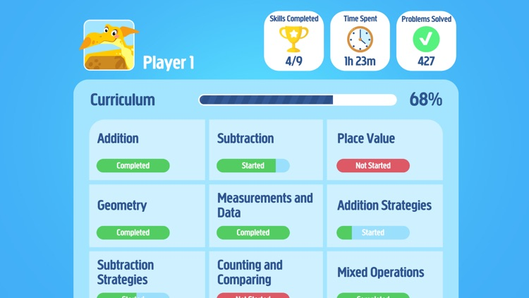 Math learning games for kids 1 screenshot-6