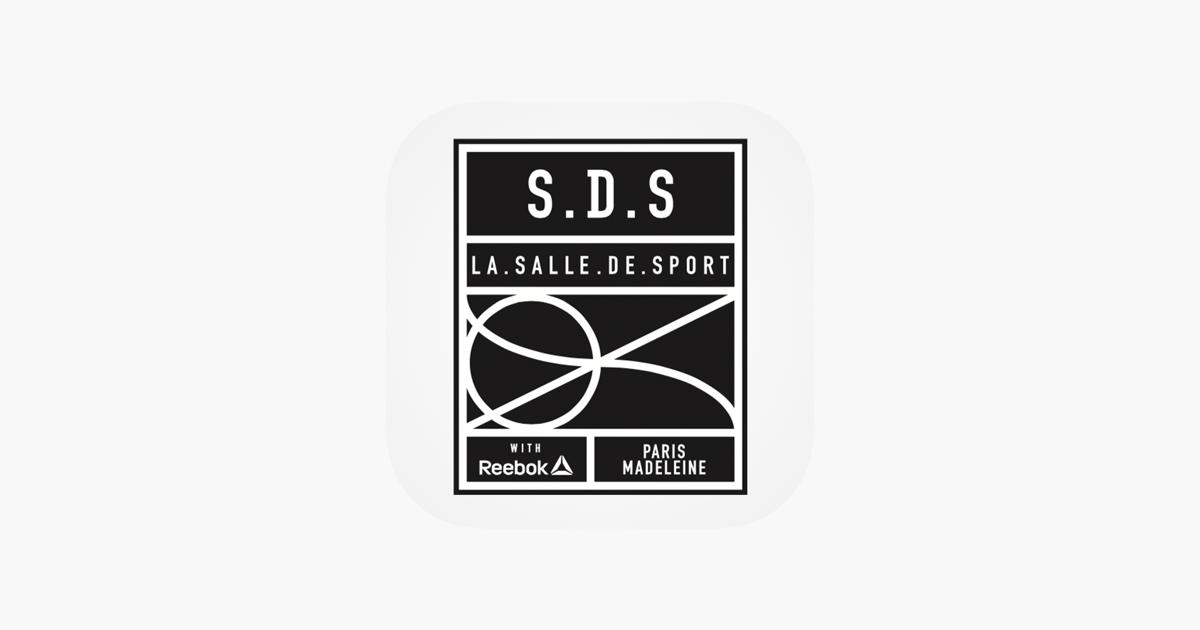 La Salle De Sport With Reebok On The App Store