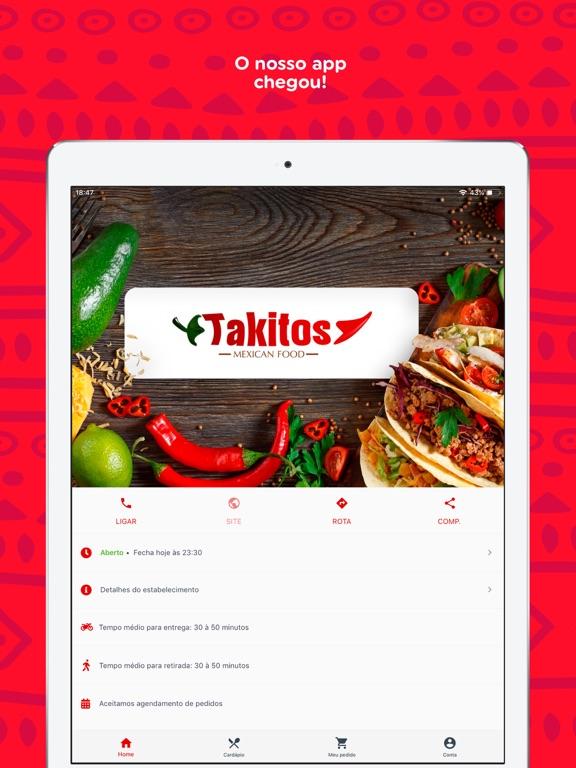 Takitos - Mexican Food screenshot 7