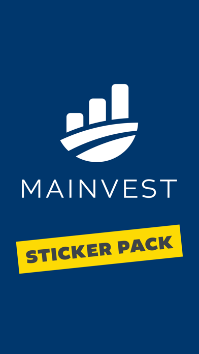 点击获取Mainvest Sticker Pack