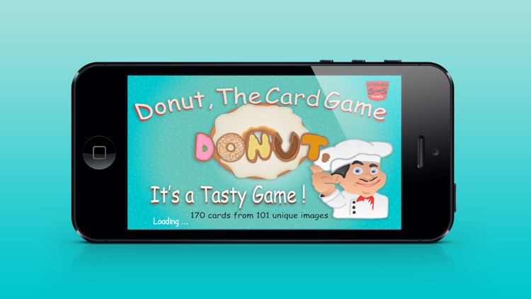 Donut The Card Game