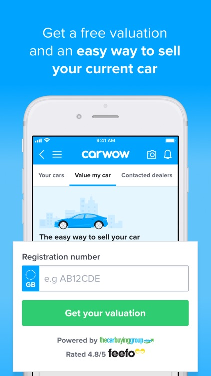 carwow: search, find, buy cars screenshot-4