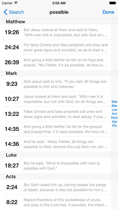 VerseWise Bible RSVのおすすめ画像5