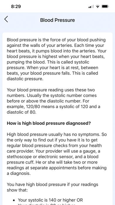 Health 360x Mobile screenshot 6