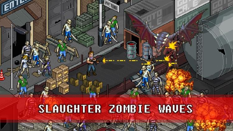 Fury Survivor: Pixel Z screenshot-3