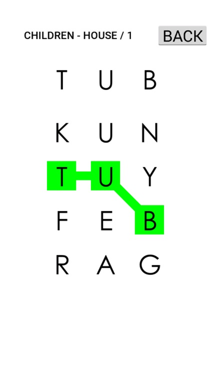 Word Search - Puzzle screenshot-4