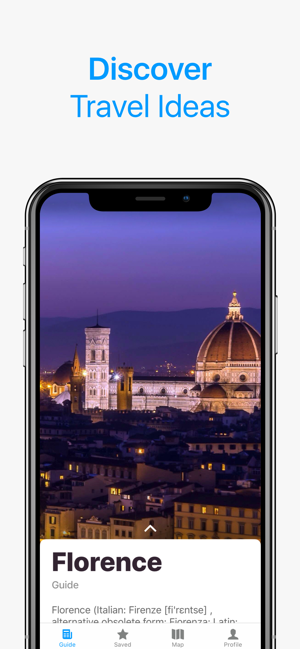 Florence Travel Guide and Map on the App Store