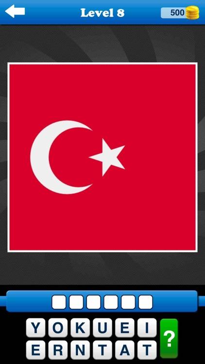 Guess the Flag! Logo Quiz Game screenshot-7