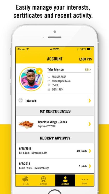 Blazin' Rewards screenshot-4