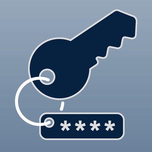 My Password - 鑰匙扣