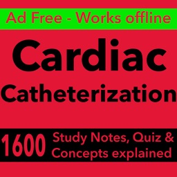 Cardiac Cath Exam Review App