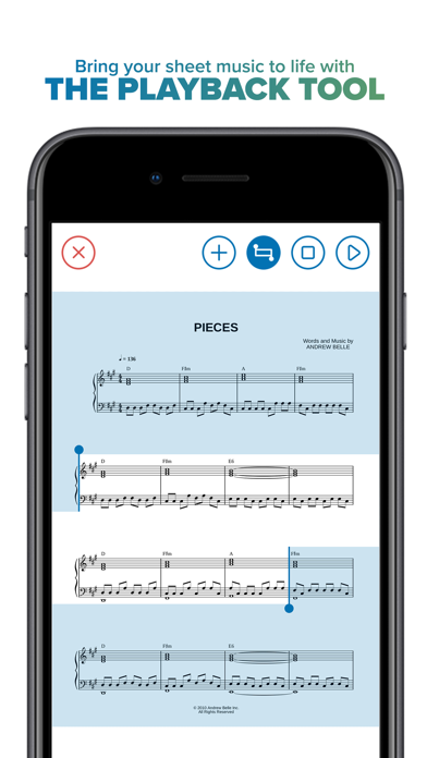 Musicnotes Screenshot
