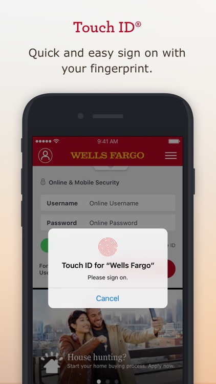 Wells Fargo Mobile
