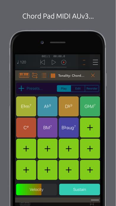 Tonality - Music Theory Screenshot