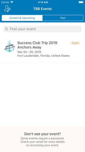 Team Beachbody Events on the App Store