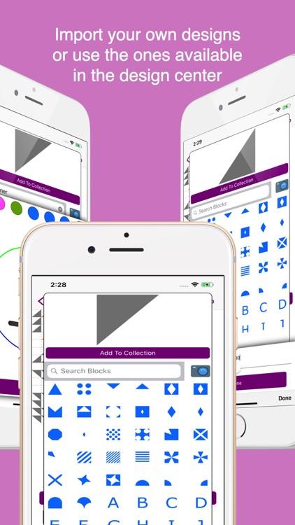 Quiltler 2 - Quilting App