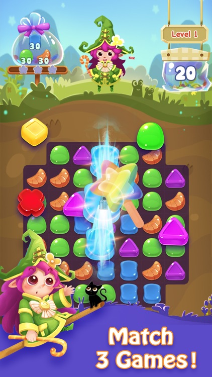 Candy Fever - Match 3 Games screenshot-0
