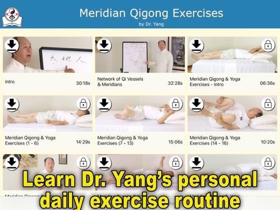Meridian Qigong Exercises | App Price Drops