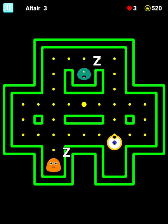 Paxman: Maze Runner screenshot #1