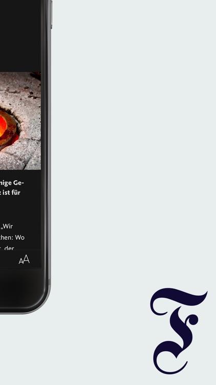 FAZ.NET - Nachrichten screenshot-5