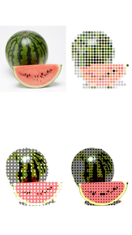 dot ART - Mosaic Effects App screenshot-4