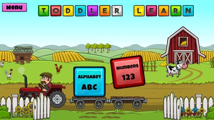 Toddler Learn: ABC's & 123's screenshot-4