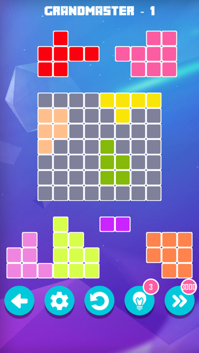 Block! Square Puzzle screenshot two