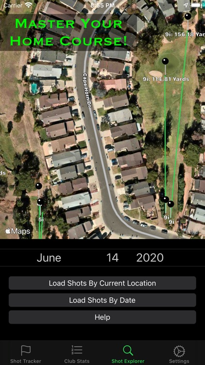 Golf Buddy: GPS screenshot-3