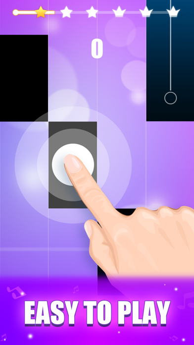 Magic Piano Tiles 4:Pop Songs screenshot 2