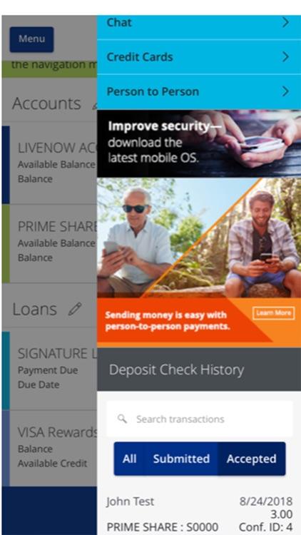 Chartway Mobile Banking screenshot-3