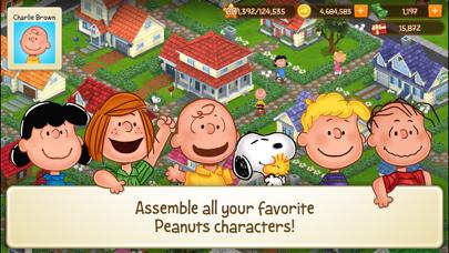 Peanuts: Snoopy Town Tale screenshot four
