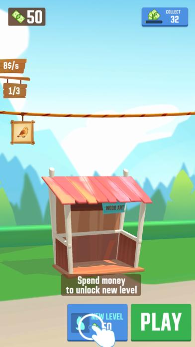Woodcraft - 3D Carving Game screenshot 5