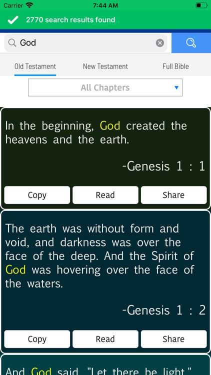 Almeida Holy Bible (JFA) screenshot-8